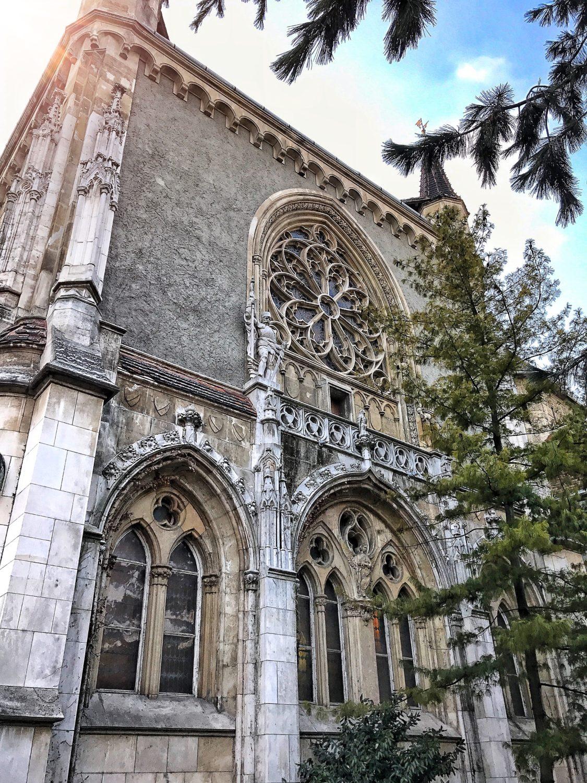 architettura gotica Budapest