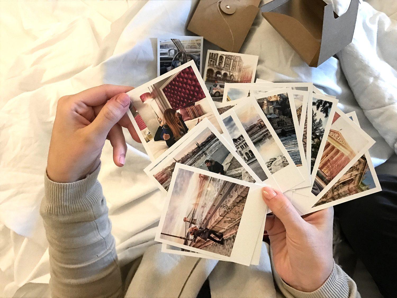 Regalo di San Valentino Polaroid Vintage