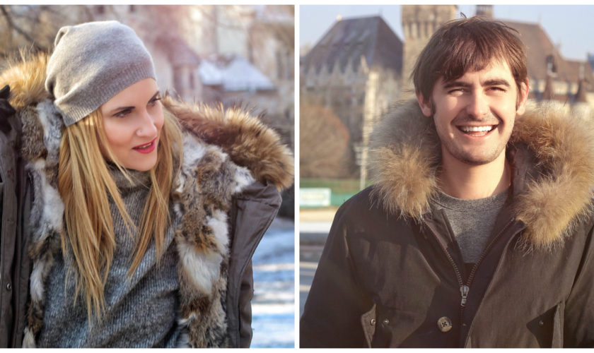 famiglia di blogger canadian outfitter