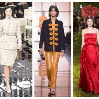 haute couture primavera estate 2017