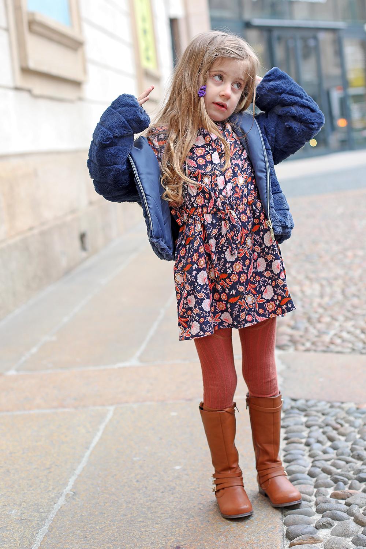 abito bimba jacquard fashion kids la redoute