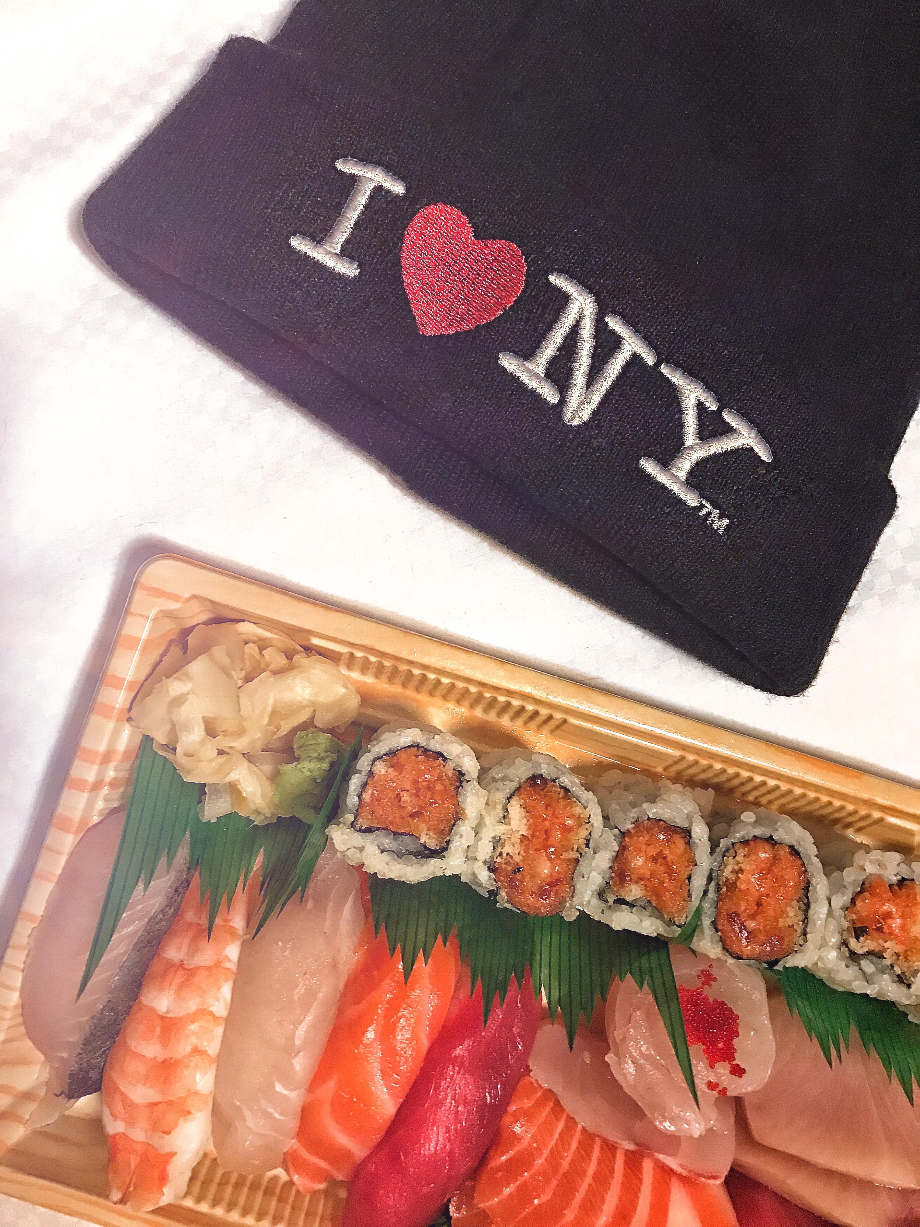 Sushi time square