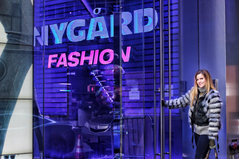 elisabetta bertolini negozio nygard time square nye