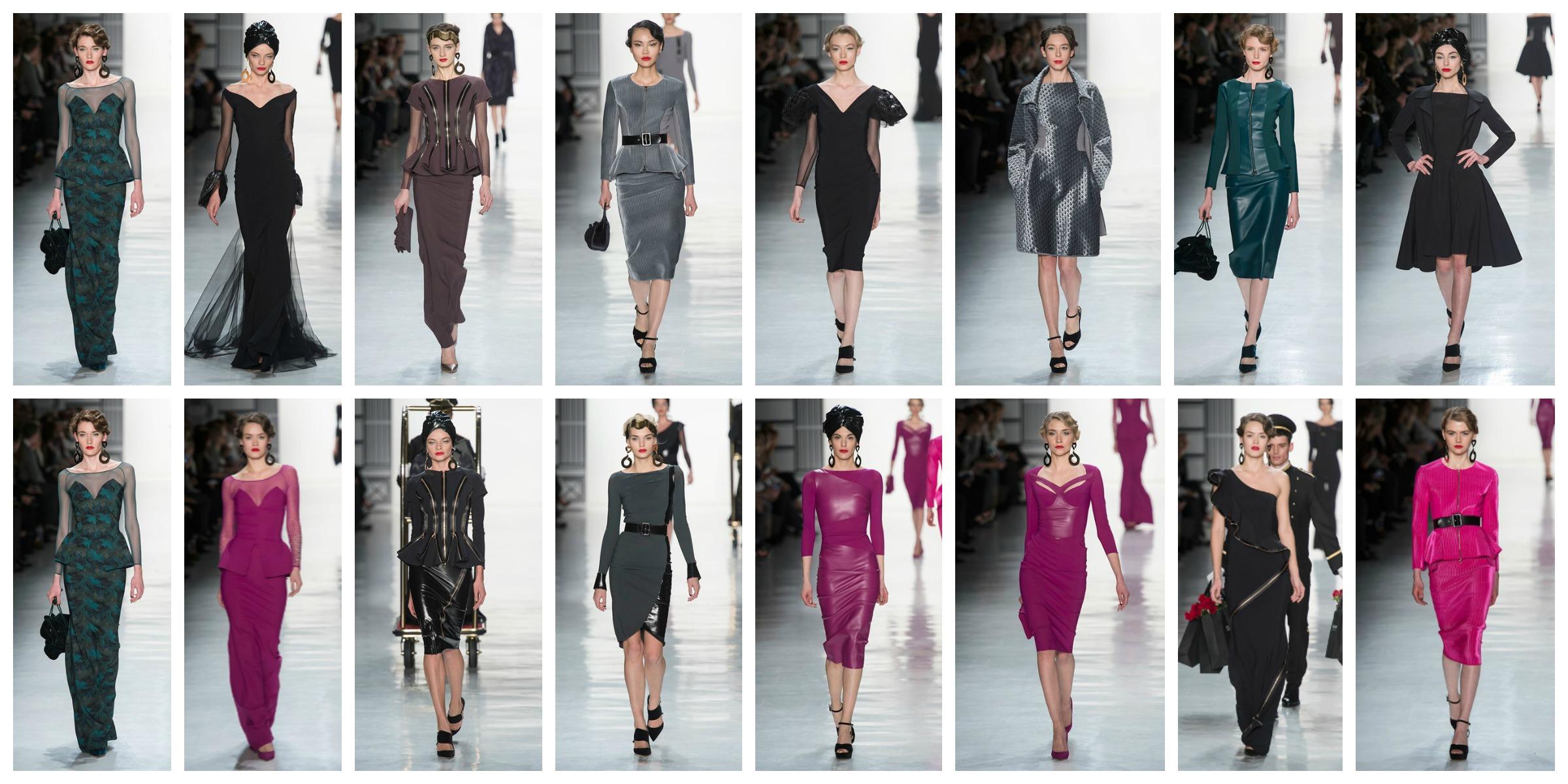 Chiara Boni nyfw moda donna 2017/18