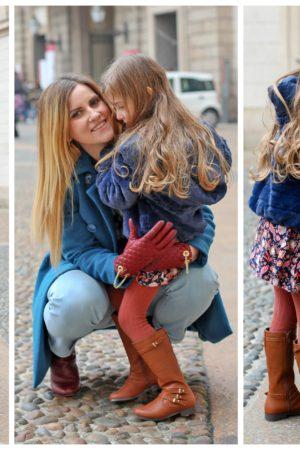 Collage milano fashion week gaia e betta