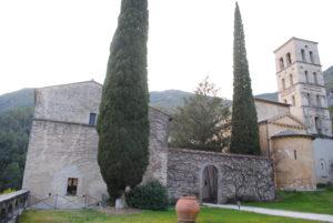 Umbria-Abbazia San Pietro in Valle