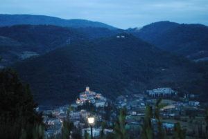 Umbria-Veduta da Villa De Santis-Dandy Elegance
