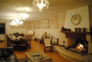 Umbria-Interni Villa de Santis-Dandy Elegance
