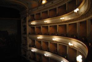 Umbria-Teatro Mancinelli-Dandy elegance