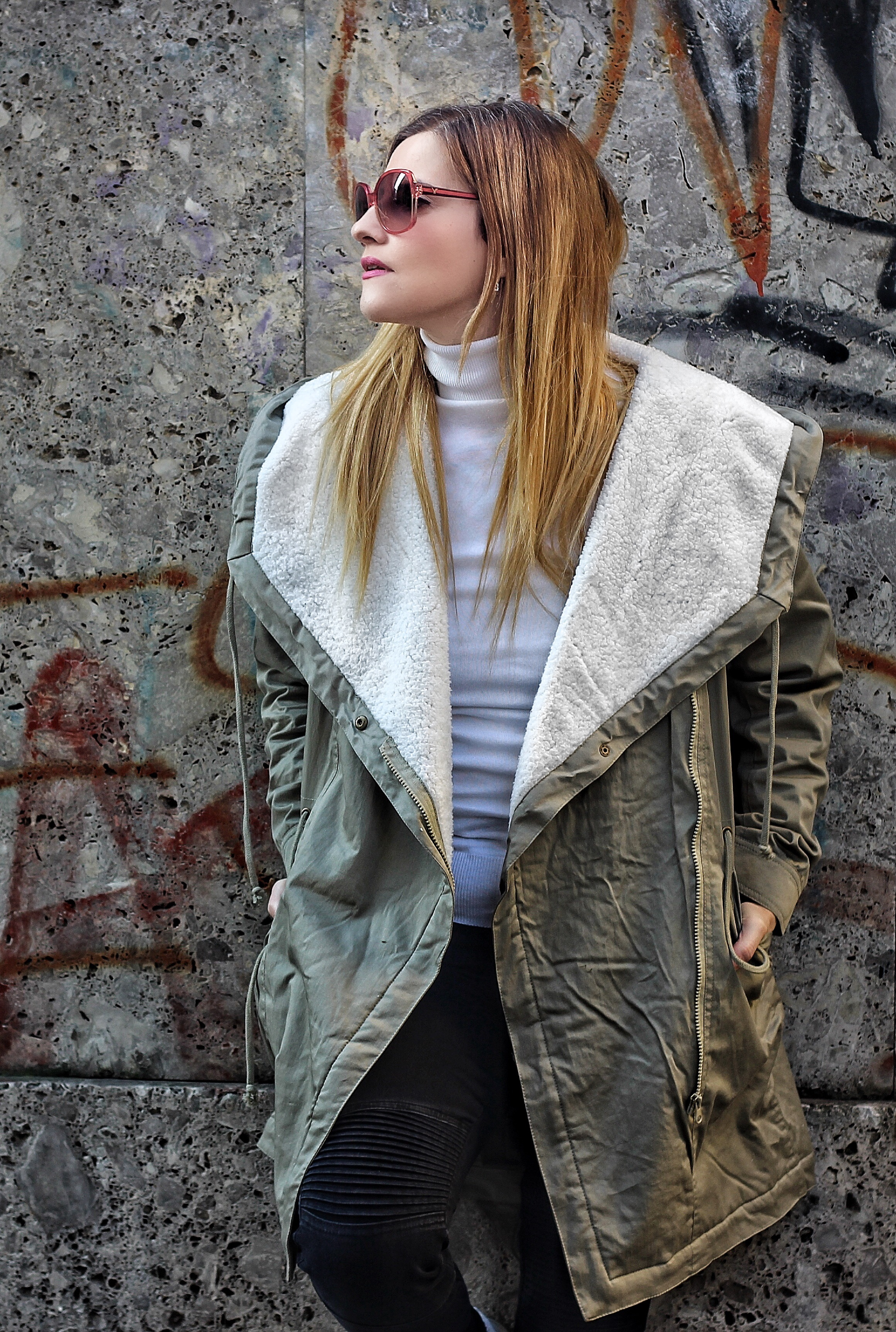 fashion blogger italiane parka bonprix