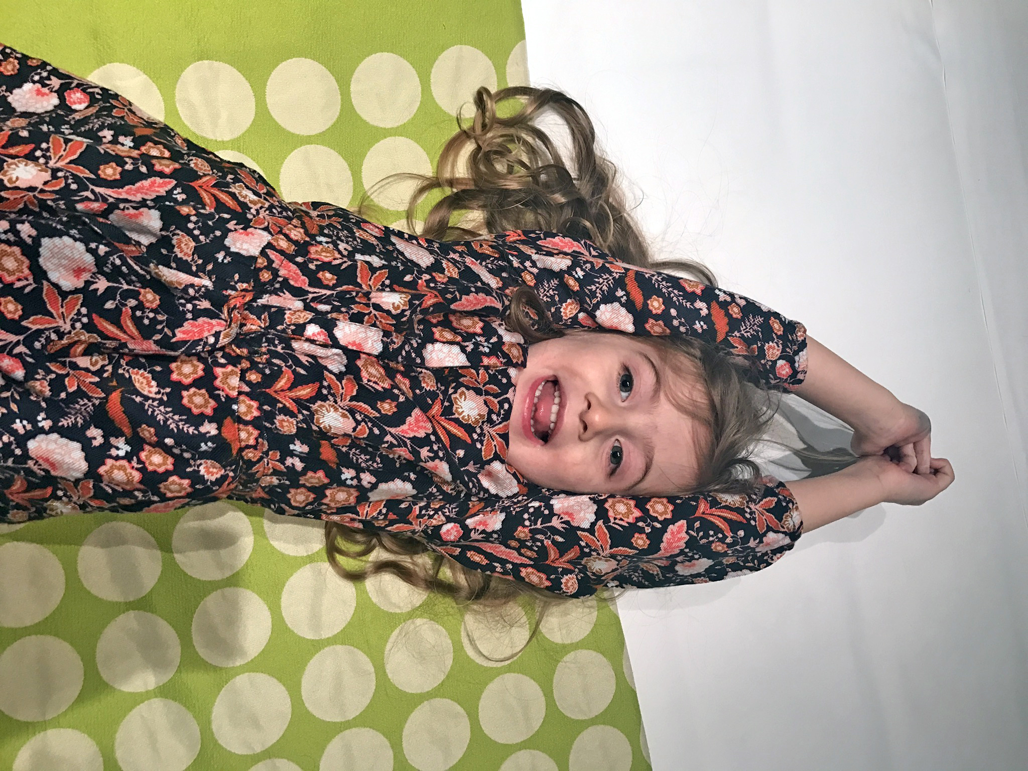 gaia masseroni piccoli blogger la redoute dress