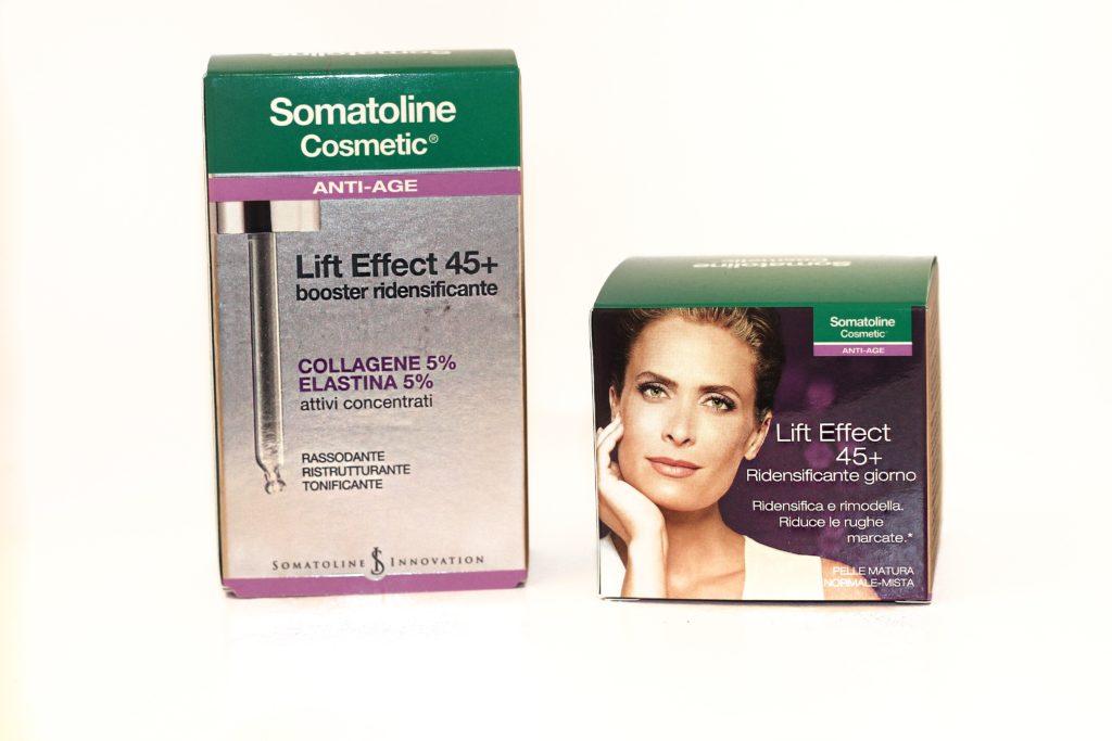 Somatoline cosmetic viso lift 40 +