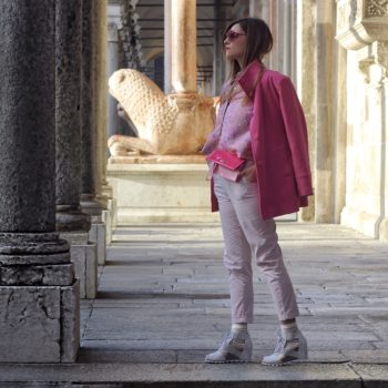 Outfit fashion blogger ss2017