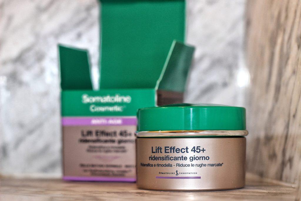 crema notte somatoline cosmetic lift 45+