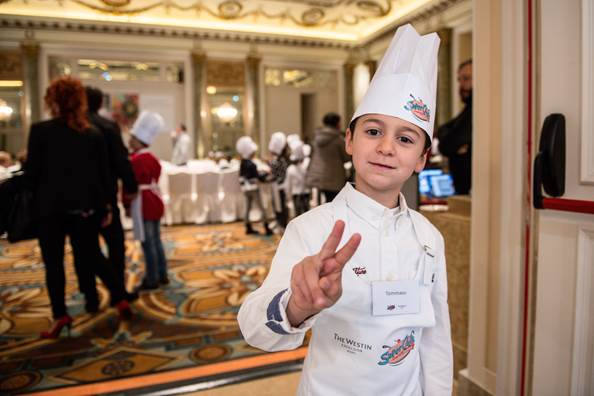 westin super chef kids