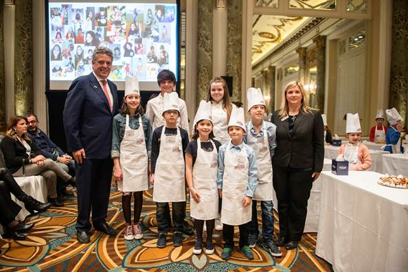 westin super chef kids challenge
