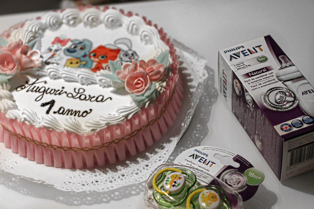 Torta compleanno Lara