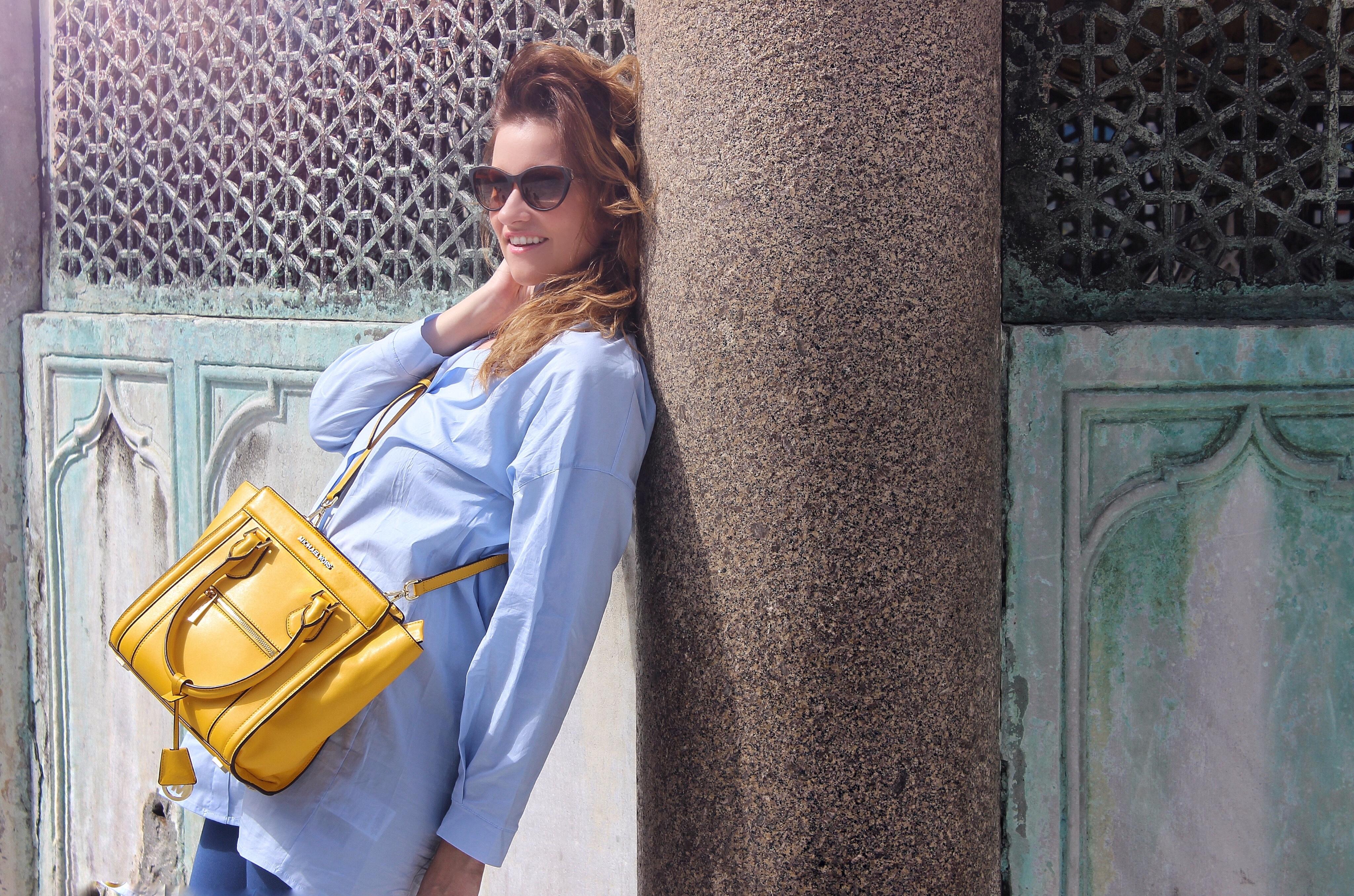 maxi camicia oversize abbigliamento donna Omero Collant