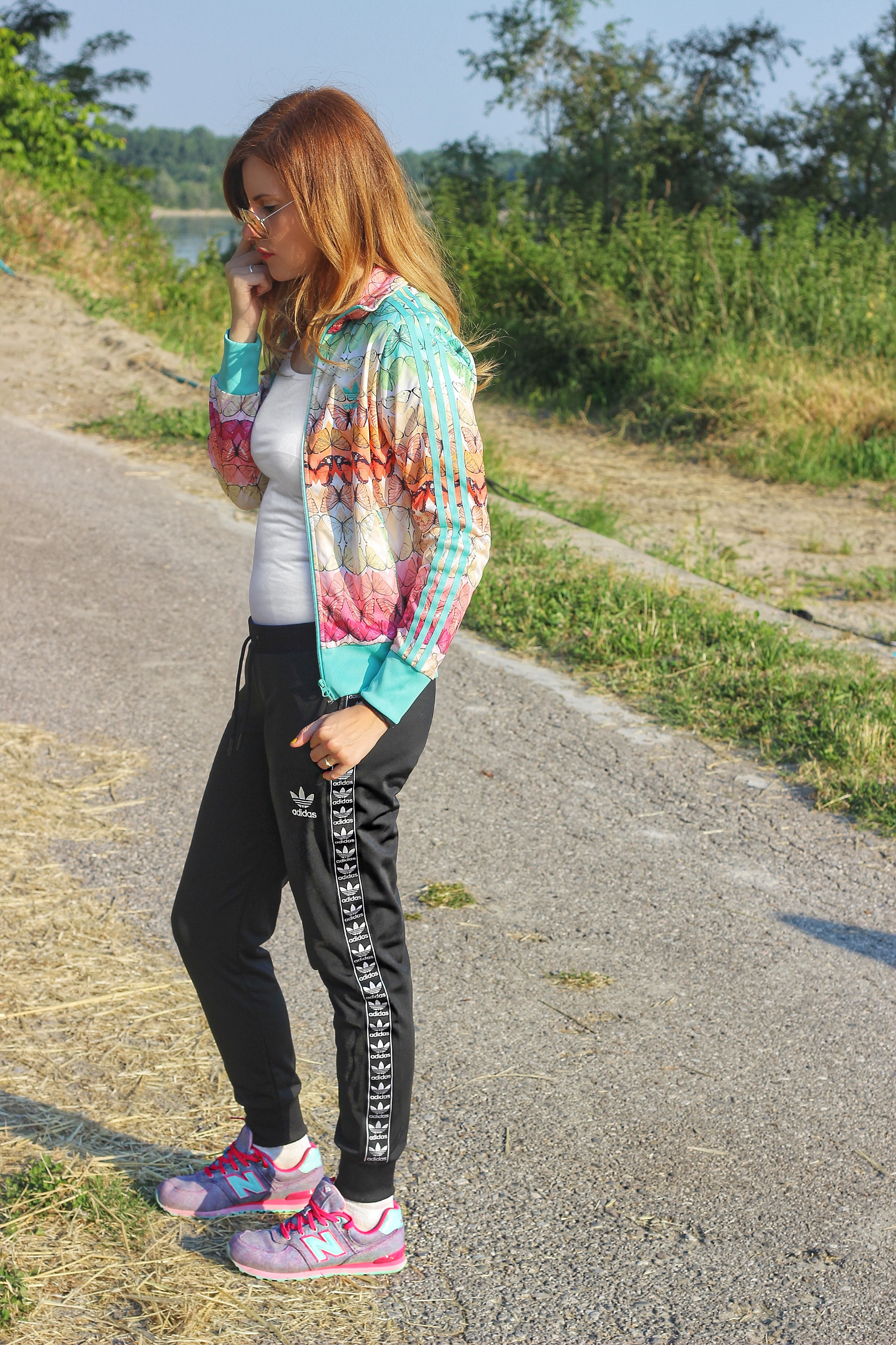 Adidas Tuta Borbofresh jdsports italia