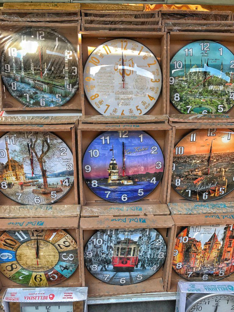 orologi gadget mercati istanbul