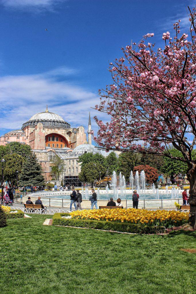 basilica santa sofia istanbul