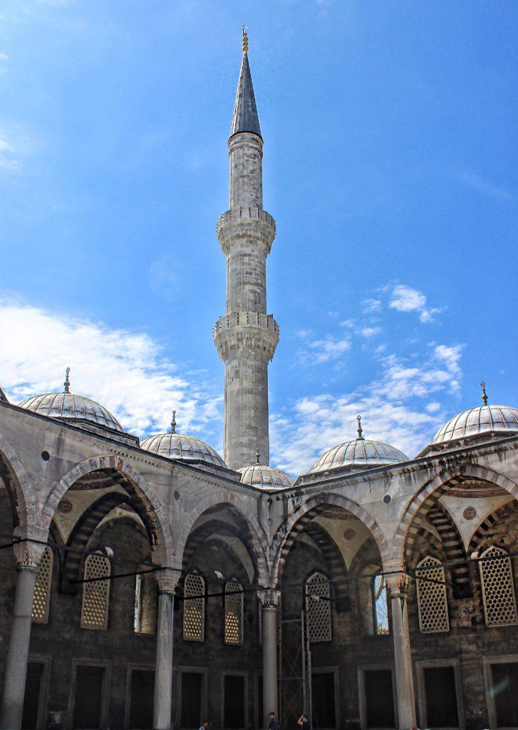 viaggi istanbul moschea blu