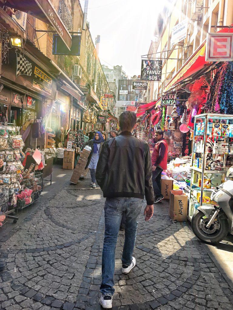 diego masseroni travel blogger istanbul