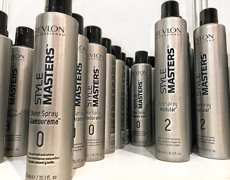 prodotti Revlon Style MASTERS