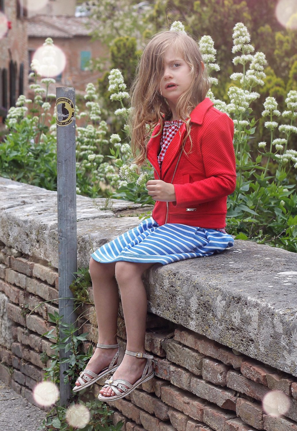 gaia masseroni fashion kids