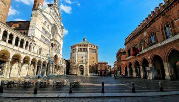 Piazza Duomo Cremona Lg g6