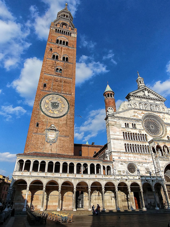 Torrazzo Cremona Foto scattata con LG G6