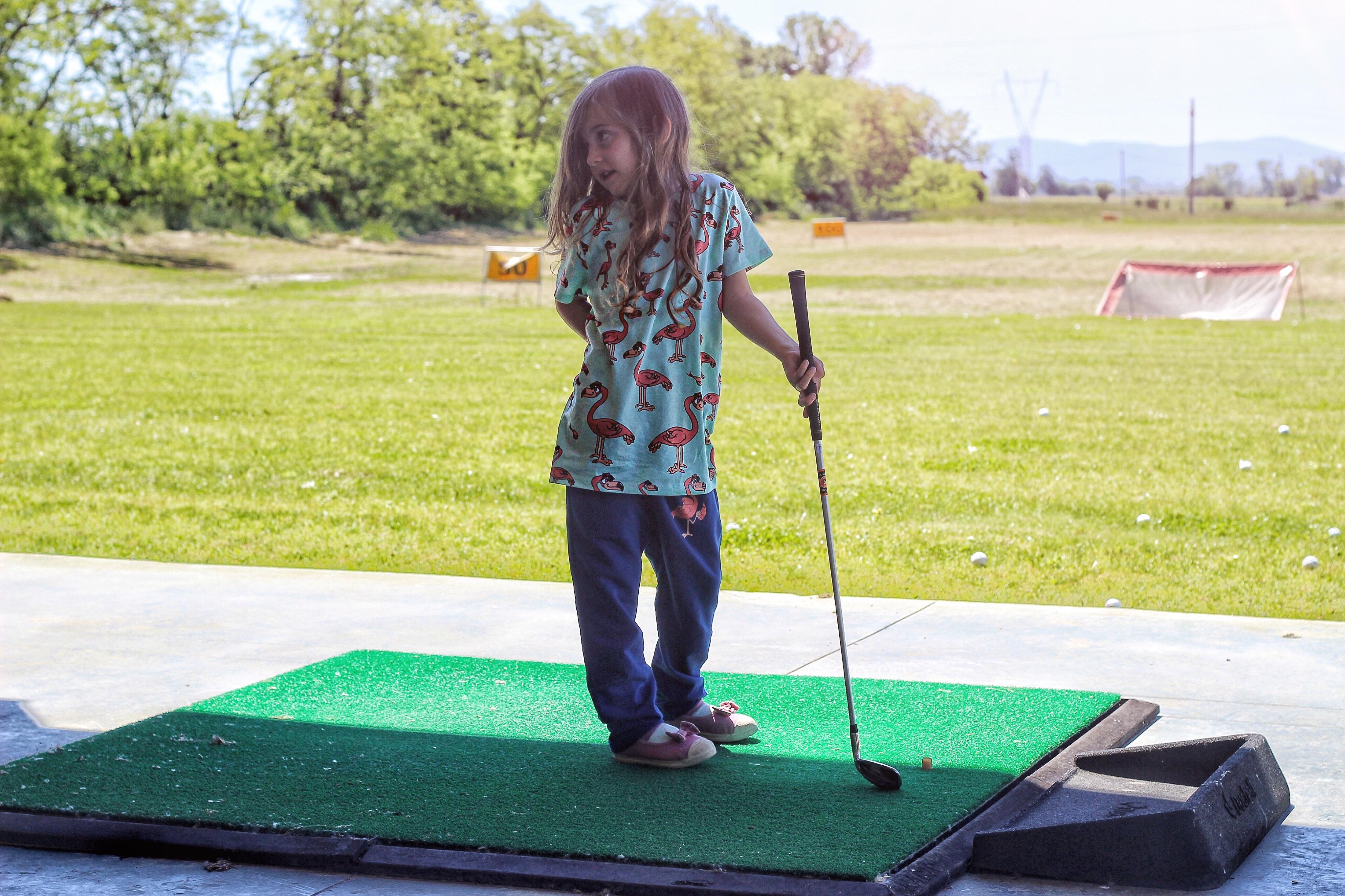 Lezioni di Golf Bimbi
