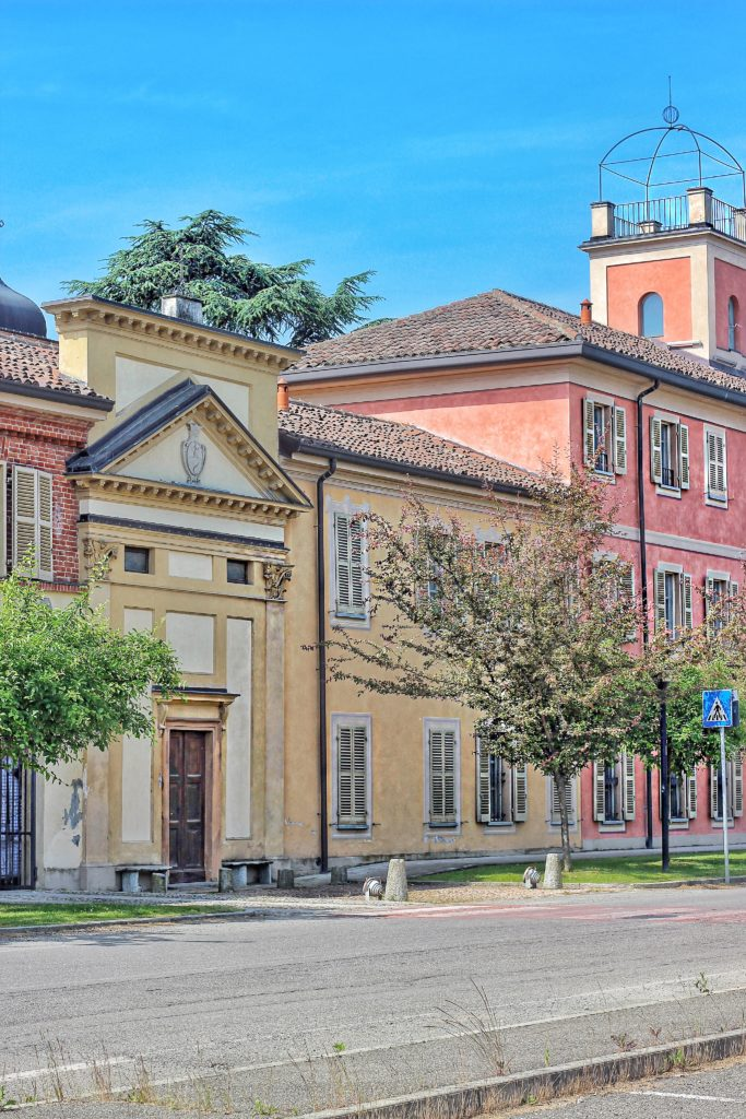 Ex Cascina Bolla La fermata Resort Alessandria