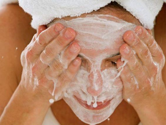 pulizia facciale