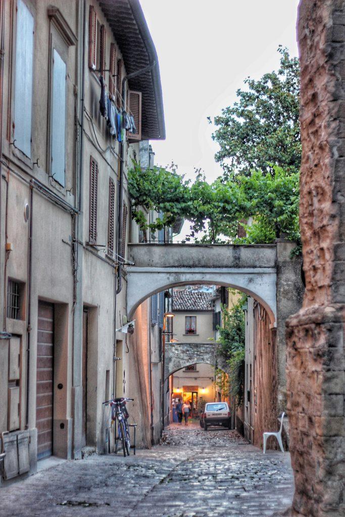 scorci città di castello - bella italia