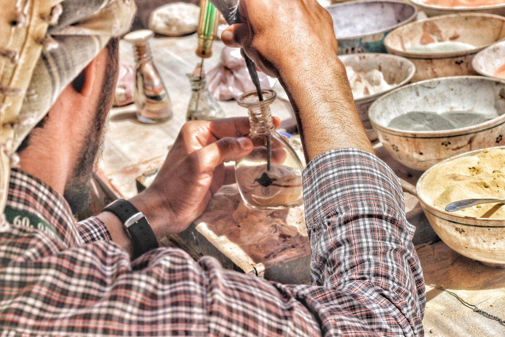 souvenir petra giordania
