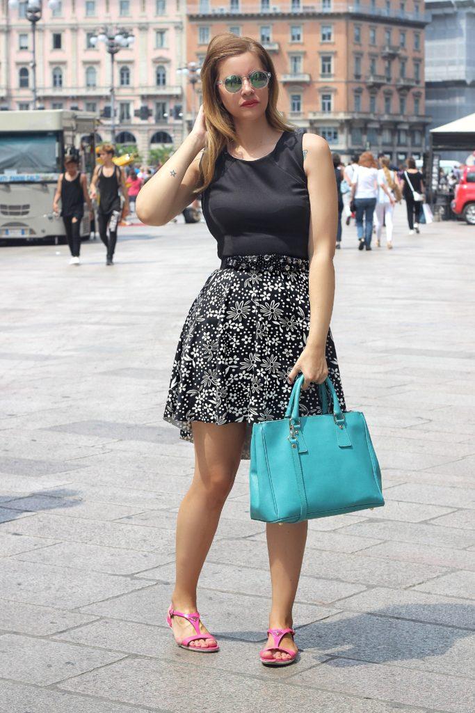 Elisabetta bertolini fashion blogger dieta