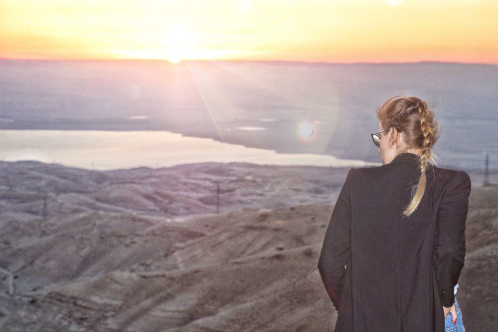 Elisabetta Bertolini viaggi giordania