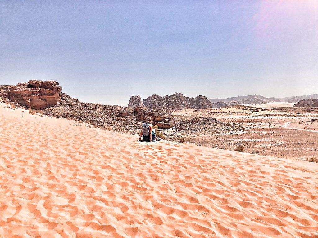 deserto viaggi giordania