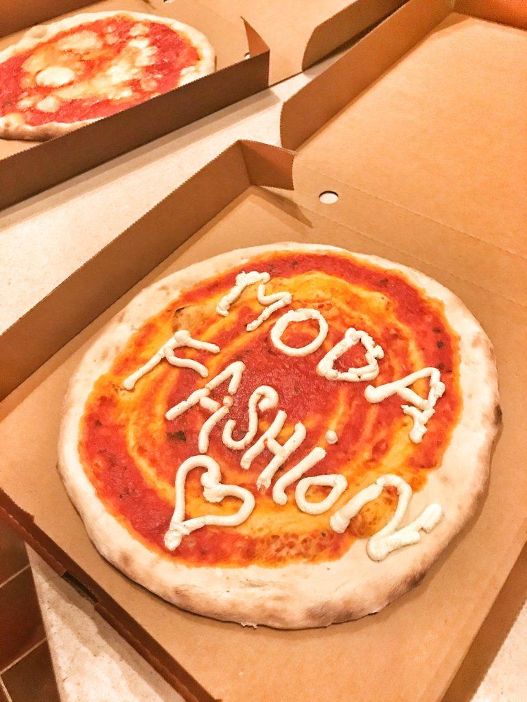 pizza ristorante Ronda Locatelli Dubai