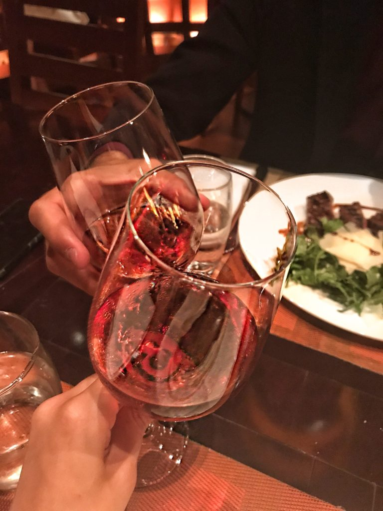 vino ristorante Ronda Locatelli Dubai