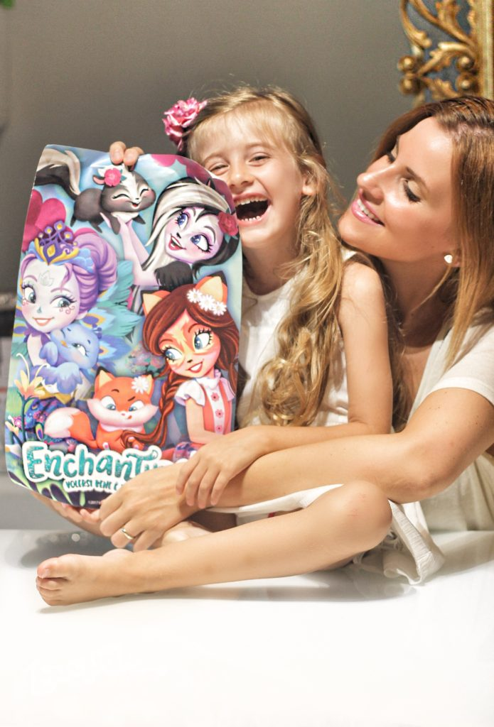 Gaia Masseroni Elisabetta Bertolini Enchantimals playset