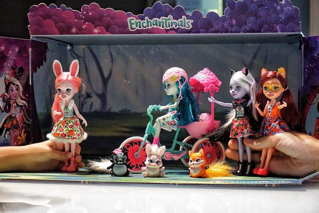 bambole mattel per bambine