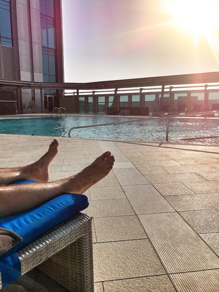 piscina Dreaminn Dubai