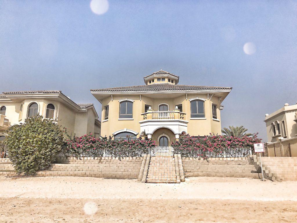 DreamInn Dubai villa