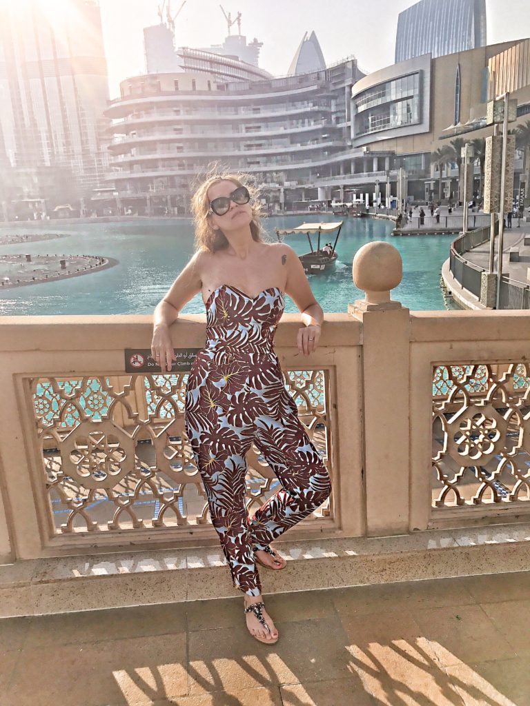 tropical jumpsuit dubai