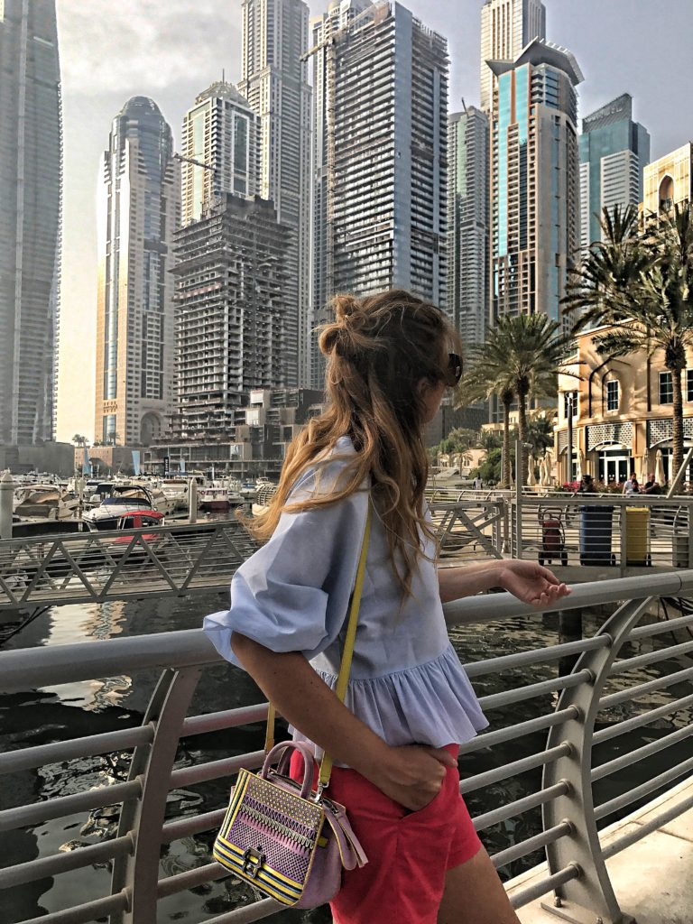 Fashion Blogger Italiane Dubai
