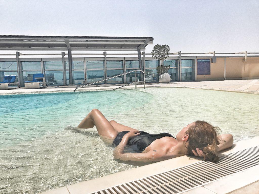 Pool Time DownTown Dubai