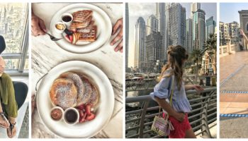 Dubai Photo Collage