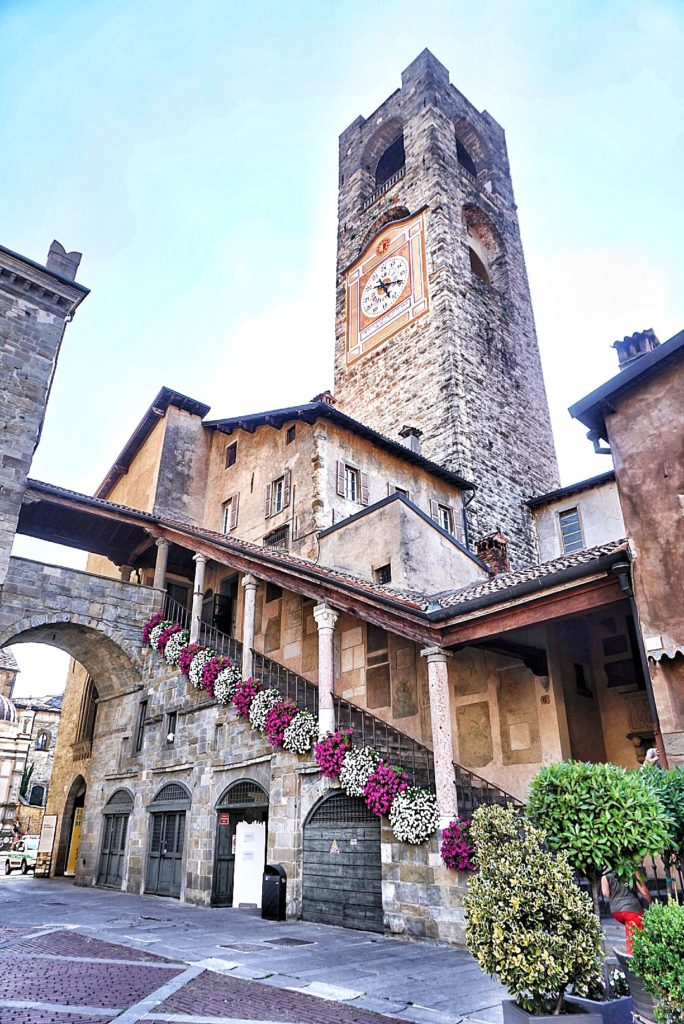 Bergamo Alta turismo